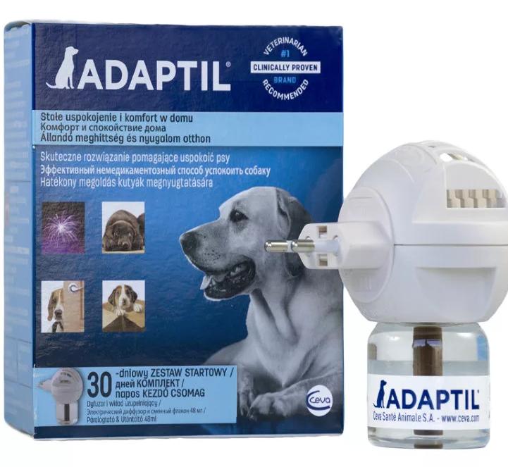 Адаптил - Модулятор поведения для собак диффузор + флакон 48 мл (Adaptil Ceva) петдог