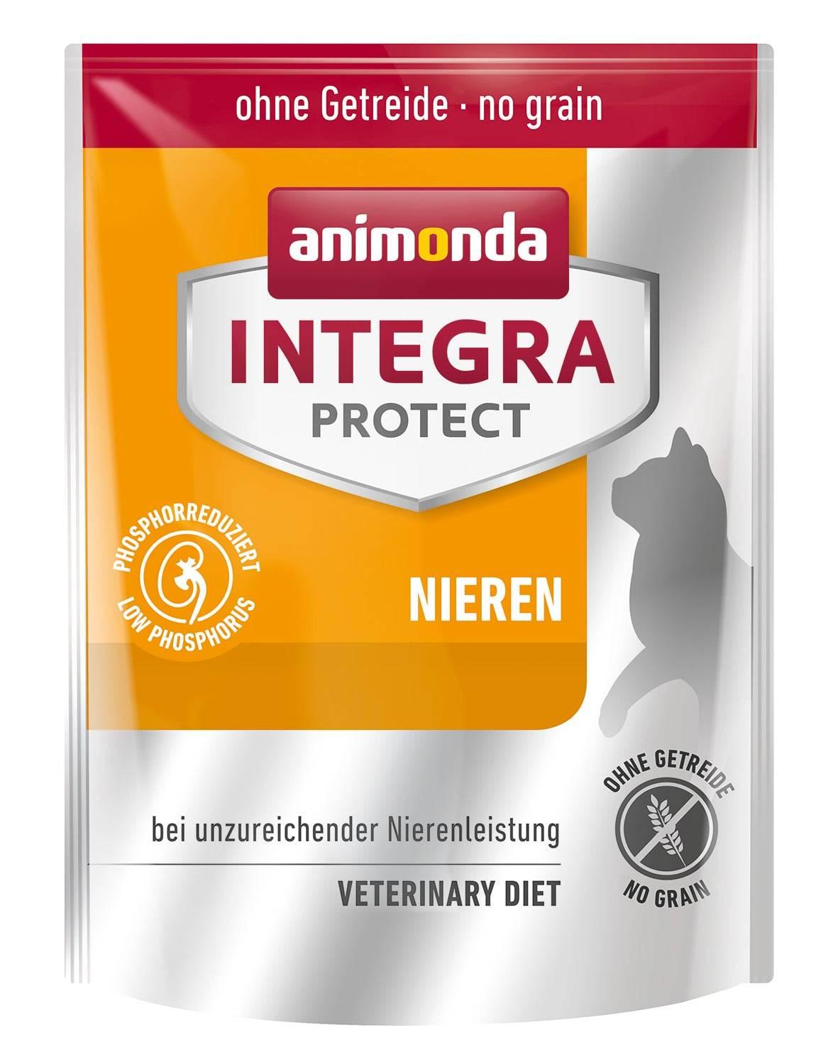 Анимонда Интегра Протект (Ренал) 1200 гр,  для взрослых кошек при ХПН(Animonda Integra Protect Cat Nieren (RENAL) петдог