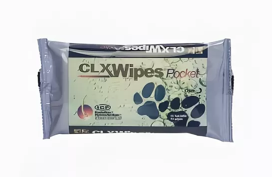 Хлорэксидерм (CLX) гигиенические cалфетки, уп петдог