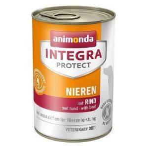 Анимонда Интегра Ренал для собак с говядиной при ХПН (Animonda Integra Protect Dog  Nieren) 400 гр петдог