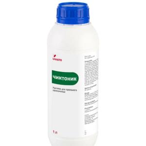 Чиктоник - витаминно-аминокислотный комплекс фл 1л петдог