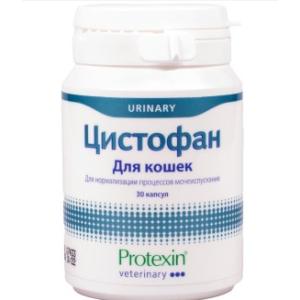 Цистофан Протексин (Protexin) 30 капсул петдог